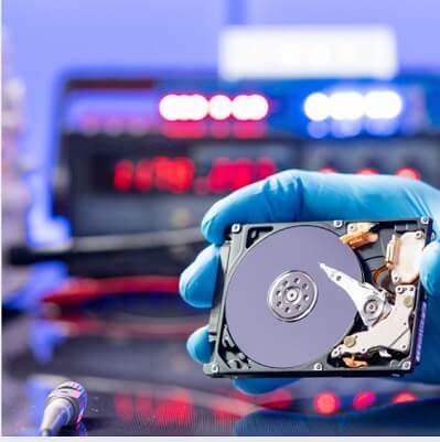 מהם השלבים של שחזור דיסק קשיח?